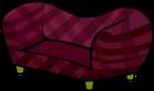Burgundy Couch sprite 002
