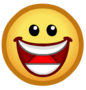 CPNext Emoticon - Laughing Face
