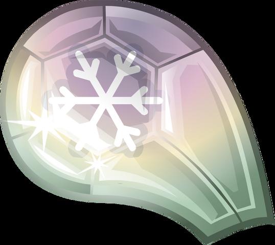File:Amulet Snow Gem Clear.png