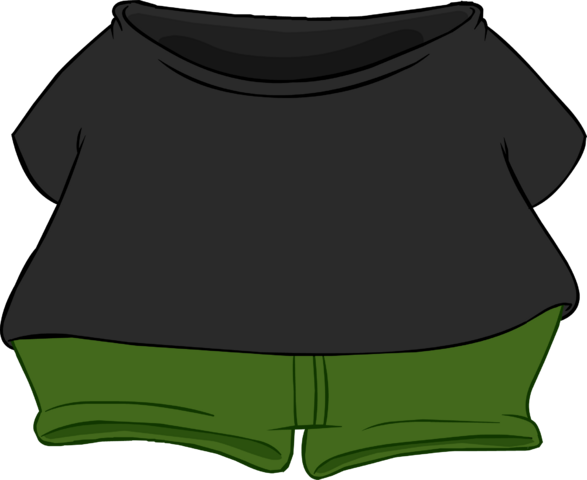 File:Black T-Shirt clothing icon ID 4972.PNG