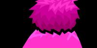 Pink Pom Pom Toque