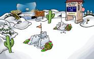 Winter Fiesta 2008 Snow Forts
