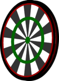 Dart Board sprite 005