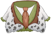 Prehistoric Suit clothing icon ID 4783