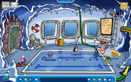 Summer Water Underground Pool
