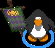 Arendelle Banner in-game