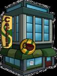 Coffee Shop Marvel