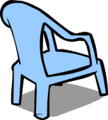 Blue Chair sprite 004