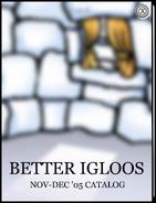 Better Igloos November 2005