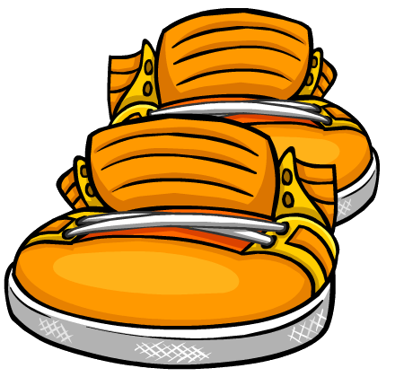 File:Orange High Tops clothing icon ID 6074.png