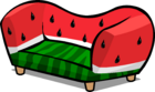 Watermelon Sofa sprite 002