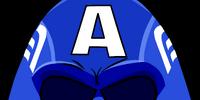 Captain America Cowl