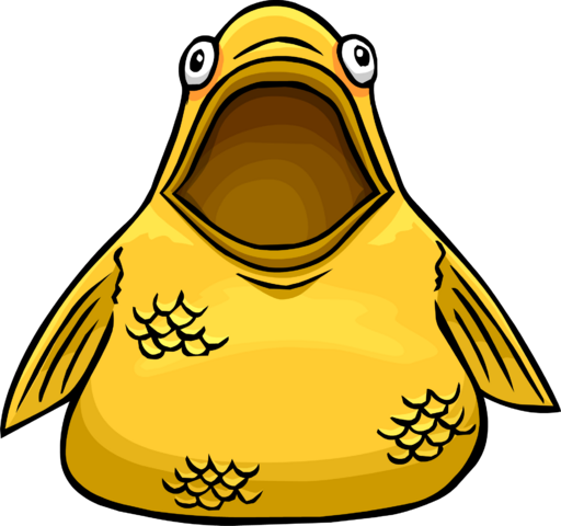 File:Fish Costume clothing icon ID 763.png