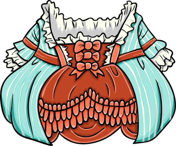 File:Seafarer's Gown clothing icon ID 4225.png
