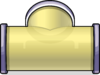 T-joint Puffle Tube sprite 060