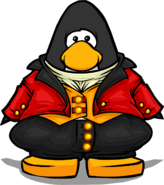 Ring Master Outfit from a Player Card