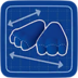 Blueprint Tricera Toes icon