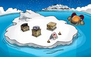 Fourth of July 2010 Iceberg