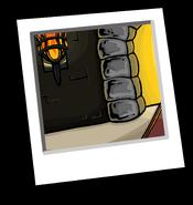 Castle Hallway Background clothing icon ID 9025