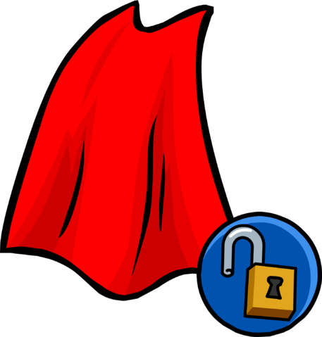 File:Red Cape clothing icon ID 10301.PNG