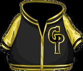 Gold Letterman Jacket clothing icon ID 4789