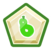 Green O'berry Pin icon