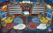 Card-Jitsu Party 2011 Stadium