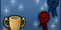 First Prize Puffle Background