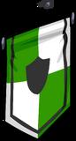 Green Banner sprite 003