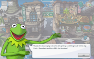 Kermit Sorry Message