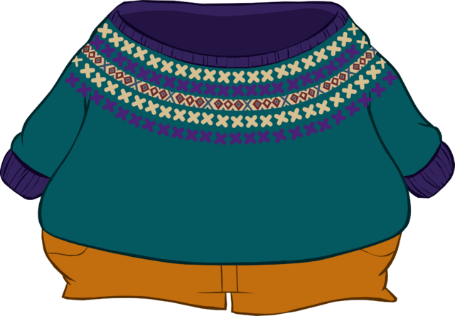 File:Knitted Wool Sweater icon.png