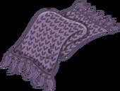 Lavender Knit Scarf icon