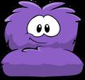 Fuzzy Purple Couch sprite 002