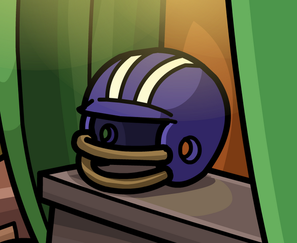 File:Pizza Parlor Blue Football Helmet.png