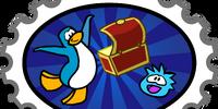 Treasure Box stamp