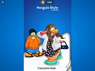 Exclusive penguin style june 2013