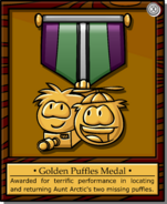 Mission 1 Medal full award