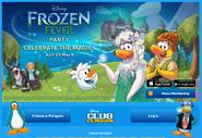 FrozenFeverPartyLoginScreen2