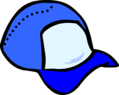 Blue Ball Cap