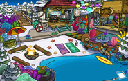 Finding Dory Party Cove