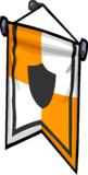 Orange Banner sprite 009