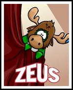 Zeus Stage Poster