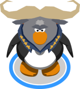 Chief Bogo Mask in-game