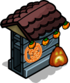 Haunted House Wall sprite 003