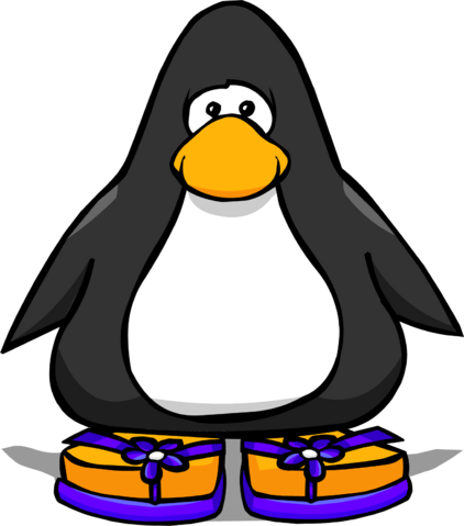 File:Purple Sandals from a Player Card.png