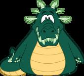 Enchanted Dragon Icon 4948