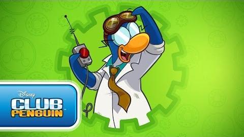Meet Gary (Animated Short) - Disney Club Penguin