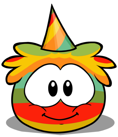 File:5th Anniversary Puffle.png