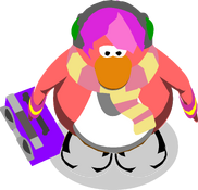 Cadence With Boombox2 In-game
