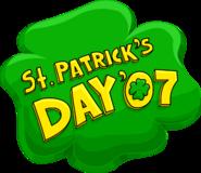 St. Patrick's Day Party 2007 logo
